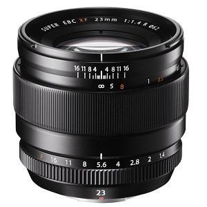 フジフイルム 交換用レンズ フジフイルムXマウント XF23mmF1.4 R