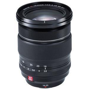 フジフイルム 交換用レンズ フジフイルムXマウント XF16-55mmF2.8 R LM WR