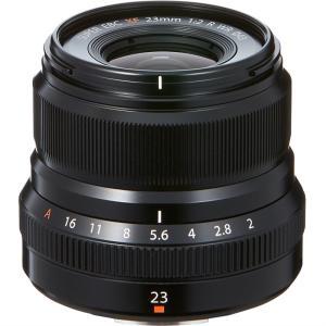 フジフイルム 交換用レンズ フジフイルムXマウント XF23mmF2 R WR B ブラック|ksdenki