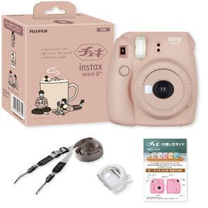 フジフイルム チェキカメラ INS MINI 8PLUS COCOA ココア|ksdenki