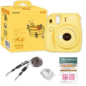フジフイルム チェキカメラ INS MINI 8PLUS HONEY ハニー|ksdenki