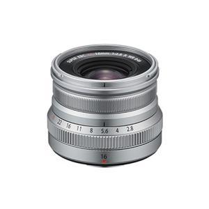 フジフイルム 交換用レンズ フジフイルムXマウント XF16mmF2.8 R WR S シルバー