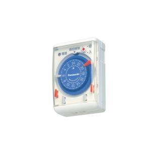 パナソニック ダイヤルタイマー WH3301WP ホワイト|ksdenki