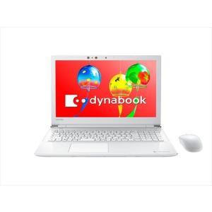(アウトレット) dynabook ノートPC dynabook T45/G PT45GWP-SEA リュクスホワイト|ksdenki