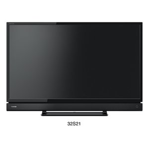 (長期無料保証/標準設置無料) 東芝 32V型液晶テレビ REGZA(レグザ) 32S21