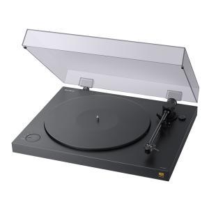 (長期無料保証) ソニー ステレオレコードプレーヤー PS-HX500|ksdenki