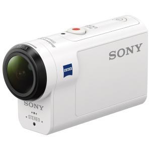 ソニー ウェアラブルカメラ Cyber-shot(サイバーショット) HDR-AS300 W ksdenki