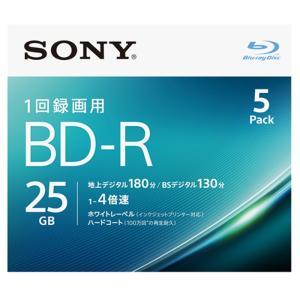 ソニー 録画用BD−R 5BNR1VJPS4|ksdenki