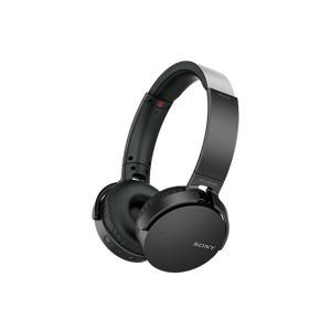 【オススメ商品!】 (アウトレット) ソニー Bluetoothヘッドホン MDR-XB650BT B ブラック|ksdenki