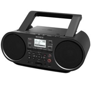 ソニー CDラジオ ZS-RS81BT|ksdenki