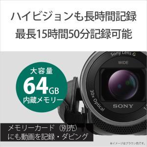 (長期無料保証) ソニー 内蔵メモリー64GB...の詳細画像3