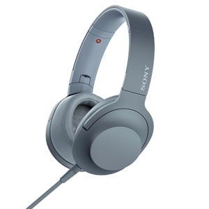 ソニー ポータブルヘッドホン高音質タイプ MDR-H600A L ムーンリットブルー