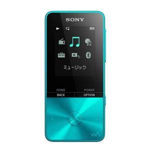ソニー メモリープレーヤー NW-S313 L ブルー 容量:4GB ksdenki