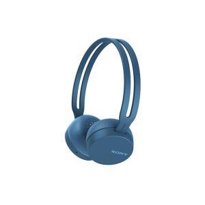 (アウトレット) ソニー Bluetoothヘッドホン WH-CH400 L ブルー|ksdenki