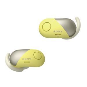 ソニー Bluetoothヘッドホン WF-SP700N Y イエロー