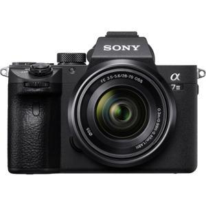 ソニー 小型一眼カメラ 1本レンズキット(標準ズーム) 4K α(アルファ) α7 III ILCE...