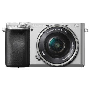 ソニー 小型一眼カメラ 1本レンズキット(電動ズーム) 4K α6400 ILCE-6400L S ...