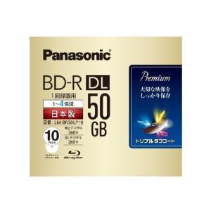 パナソニック 録画用BD−R LM-BR50LP10|ksdenki