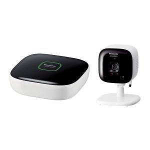 パナソニック ホームネットワークシステム(屋内カメラセット) KX-HJC200K-W ホワイト
