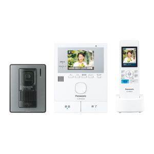 パナソニック ワイヤレスモニター付テレビドアホン VL-SWD220K|ksdenki