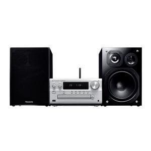 【長期無料保証】パナソニック CDステレオシステム SC-PMX150ーS シルバー|ksdenki