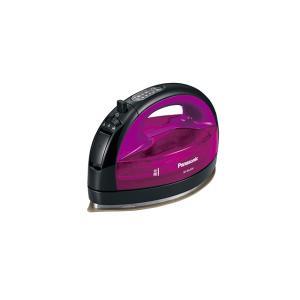 【オススメ商品!】 (アウトレット) パナソニック コードレスアイロン NI-WL504-V バイオレッド