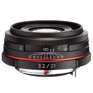 ペンタックス 交換用レンズ ペンタックスKマウント DA21mmF3.2AL Limited(BK) ブラック ksdenki