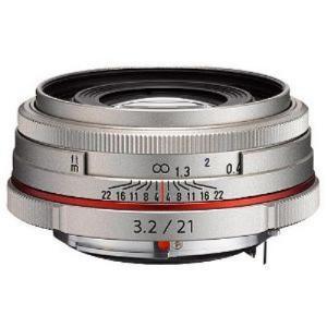 ペンタックス 交換用レンズ ペンタックスKマウント DA21mmF3.2AL Limited(SL) シルバー ksdenki