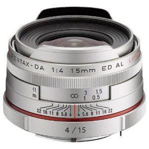 ペンタックス 交換用レンズ ペンタックスKマウント DA15mmF4ED AL Limited(SL) シルバー ksdenki