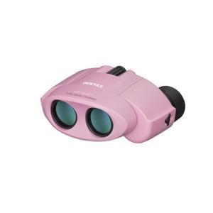 ペンタックス ポロプリズム双眼鏡 8倍 21mm UP 8x21 ピンク ksdenki