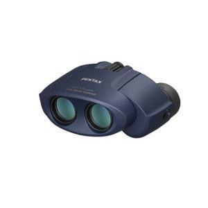 ペンタックス ポロプリズム双眼鏡 10倍 21mm UP 10x21 ネイビー ksdenki