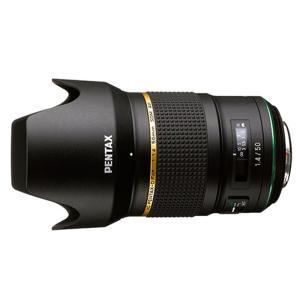 ペンタックス 交換用レンズ ペンタックスKマウント HD PENTAX-D FA 50mmF1.4 SDM AW|ksdenki