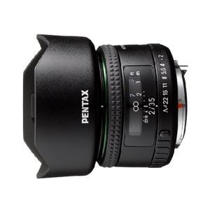 ペンタックス 交換用レンズ ペンタックスKマウント HD FA35mm F2 ブラック ksdenki