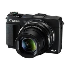 (アウトレット) キヤノン 高画質タイプデジタルカメラキヤノン PSG1X MARKII (PowerShot G1X MARKII) ブラック|ksdenki