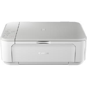 【アウトレット】キヤノン インクジェットA4カラー複合機 PIXUSMG3630WH ホワイト