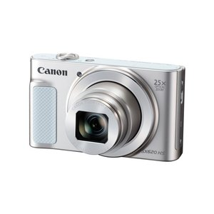 キヤノン 高倍率コンパクトカメラ PowerShot(パワーショット) PSSX620HS(WH) ...