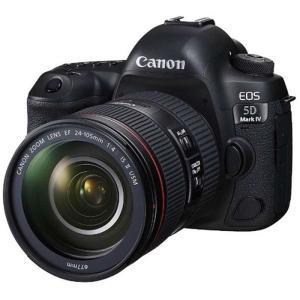 キヤノン 一眼レフカメラ 1本レンズキット(標準ズーム) EOS(イオス) EOS5DMK4-241...