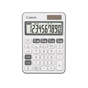 キヤノン 電卓 LS-105WUC-CH SOB チャコール|ksdenki