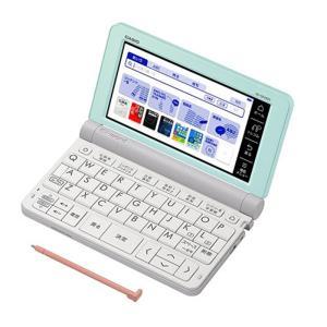 【オススメ商品!】カシオ計算機 電子辞書 XD-SR4800GN グリーン|ksdenki