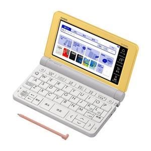 【オススメ商品!】カシオ計算機 電子辞書 XD-SR4800YW イエロー|ksdenki