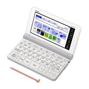 【オススメ商品!】カシオ計算機 電子辞書 XD-SR4900WE ホワイト|ksdenki