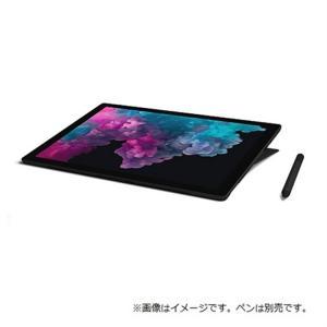 マイクロソフト SurfacePro6(i5 256GB 8GB)ブラック KJT-00028 ブラック|ksdenki