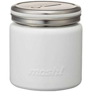 ドウシシャ mosh! フードポット DMFP300WH ホワイト ksdenki