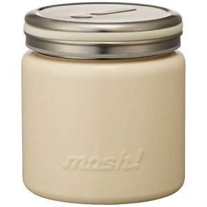 ドウシシャ mosh! フードポット DMFP300IV アイボリー|ksdenki