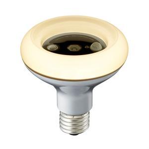 【アウトレット】ルミナス LEDトイレの消臭電球40W相当 LDDR-40LHS|ksdenki