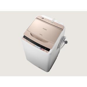 【長期無料保証/標準設置無料】日立 全自動洗濯機 BW-V8...
