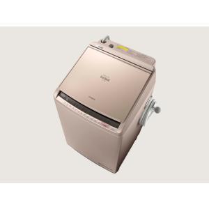 (長期無料保証/標準設置無料) 日立 全自動洗濯乾燥機 BW-DV100C N シャンパン 洗濯/乾燥容量:10.0/5.5kg|ksdenki