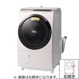 日立 ドラム式洗濯乾燥機 BD-SX110ER(N) ロゼシャンパン 右開き 洗濯/乾燥容量:11....