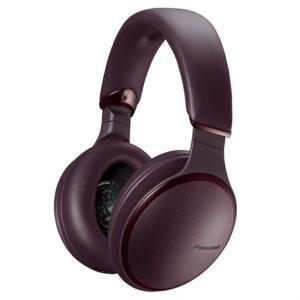 パナソニック Bluetoothヘッドホン RP-HD600N-T マルーンブラウン