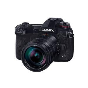 パナソニック 小型一眼カメラ 1本レンズキット(標準ズーム) 4K DC-G9L-K ブラック|ksdenki